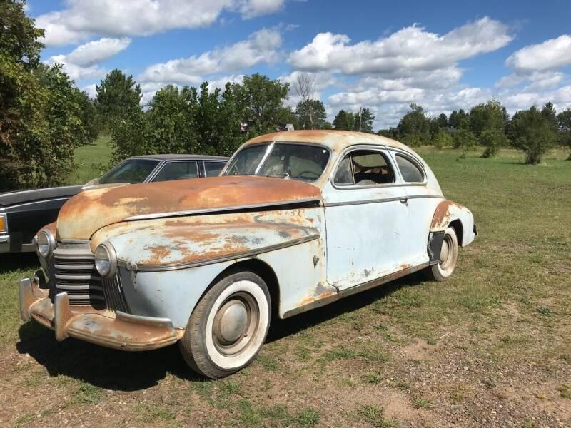 1941 Oldsmobile Regency for sale at Riverside Auto Sales in Saint Croix Falls WI