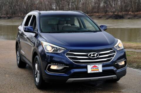 2017 Hyundai Santa Fe Sport for sale at Auto House Superstore in Terre Haute IN