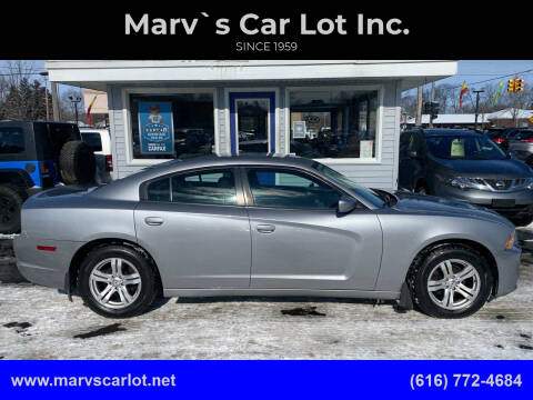 2011 Dodge Charger for sale at Marv`s Car Lot Inc. in Zeeland MI