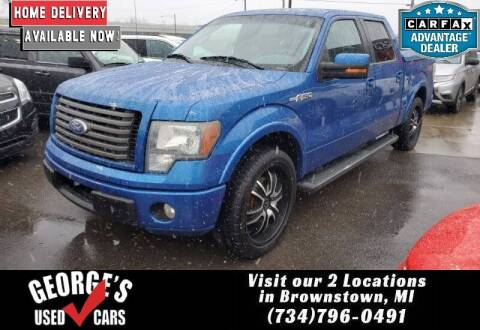 2010 Ford F-150 for sale at George's Used Cars - Pennsylvania & Allen in Brownstown MI