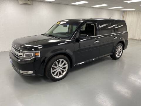 2016 Ford Flex for sale at Kerns Ford Lincoln in Celina OH