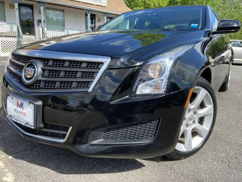 2013 Cadillac ATS for sale at Mega Motors in West Bridgewater MA