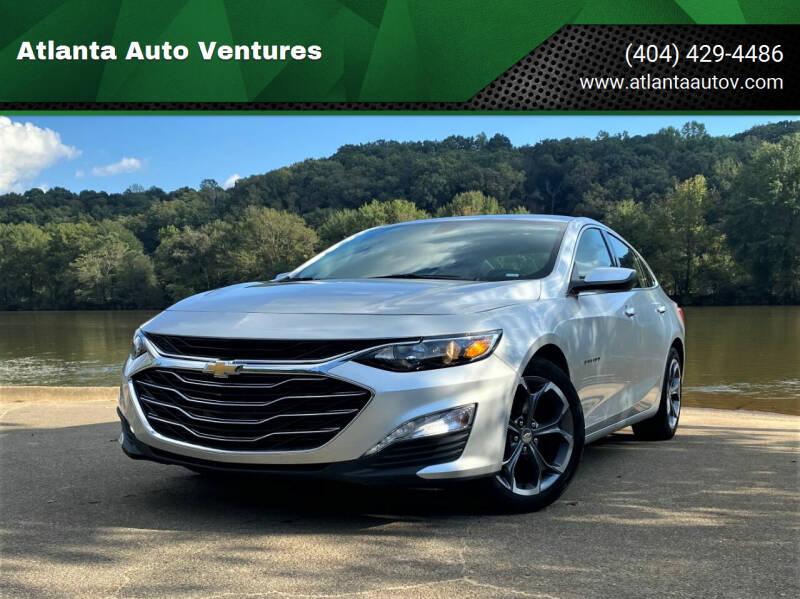 2020 Chevrolet Malibu for sale at Atlanta Auto Ventures in Roswell GA