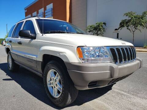 2003 Jeep Grand Cherokee for sale at ELAN AUTOMOTIVE GROUP in Buford GA