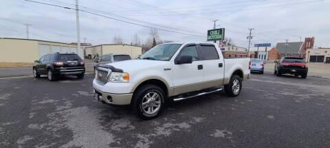 2008 Ford F-150 for sale at CHILI MOTORS in Mayfield KY