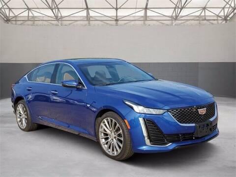 2020 Cadillac CT5 for sale at Gregg Orr Pre-Owned Shreveport in Shreveport LA