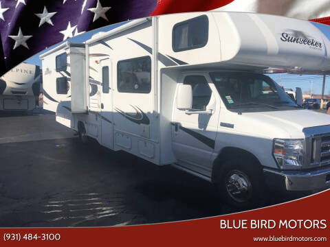 2015 Forest River Sunseeker for sale at Blue Bird Motors in Crossville TN