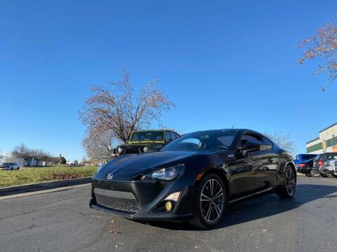 2013 Scion FR-S for sale at All-Star Auto Brokers in Layton UT