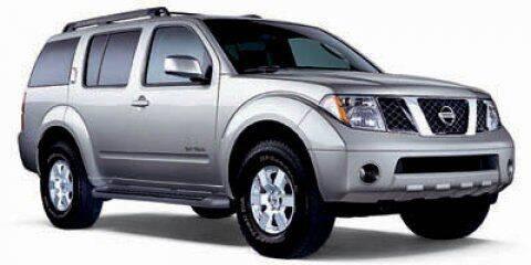 2005 Nissan Pathfinder for sale at SCOTT EVANS CHRYSLER DODGE in Carrollton GA