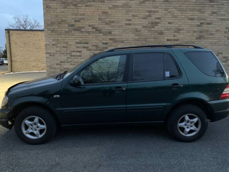 2000 Mercedes-Benz M-Class for sale at All City Auto Group in Staten Island NY