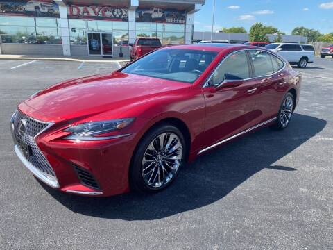 2018 Lexus LS 500 for sale at Davco Auto in Fort Wayne IN