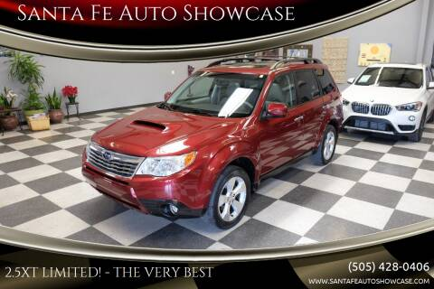 2010 Subaru Forester for sale at Santa Fe Auto Showcase in Santa Fe NM