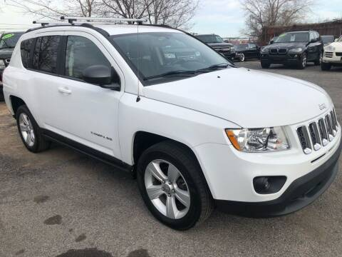 2011 Jeep Compass for sale at TD MOTOR LEASING LLC in Staten Island NY