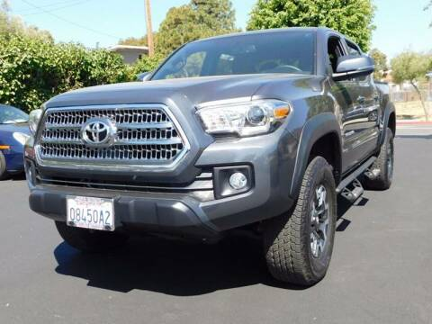 2016 Toyota Tacoma for sale at Milpas Motors in Santa Barbara CA