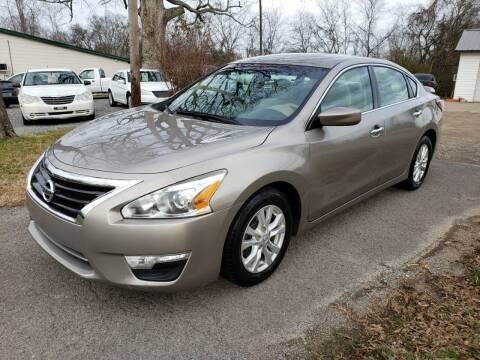 2014 Nissan Altima for sale at Lincoln Auto Sales and Mechanic in Fayetteville TN