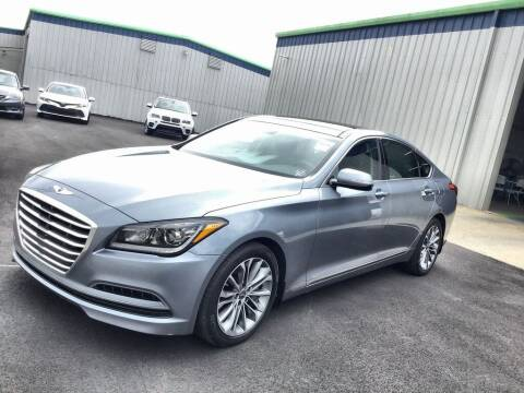 2015 Hyundai Genesis for sale at Smart Chevrolet in Madison NC