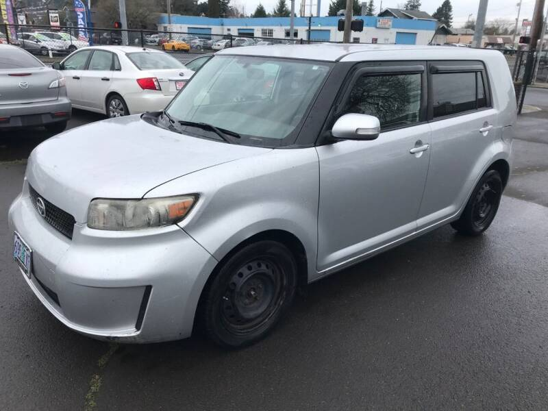 2009 Scion xB for sale at Chuck Wise Motors in Portland OR