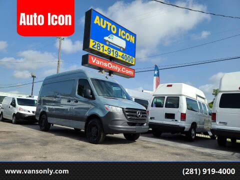 2020 Mercedes-Benz Sprinter Cargo for sale at Auto Icon in Houston TX