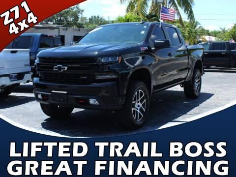 2019 Chevrolet Silverado 1500 for sale at Palm Beach Auto Wholesale in Lake Park FL