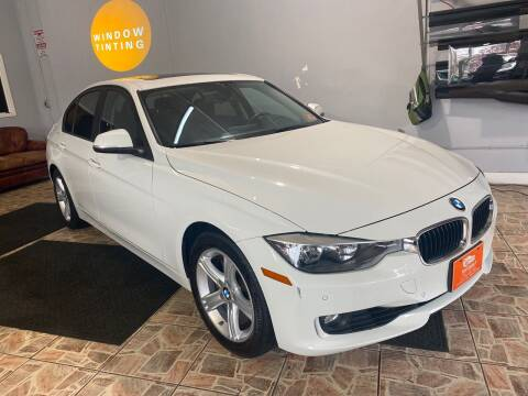 2013 BMW 3 Series for sale at TOP SHELF AUTOMOTIVE in Newark NJ