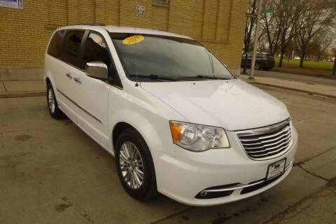 2015 Chrysler Town and Country for sale at A1 Motors Inc in Chicago IL