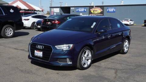 2017 Audi A3 for sale at Choice Motors in Merced CA