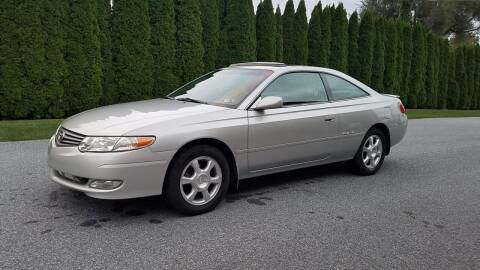 2003 Toyota Camry Solara for sale at Kingdom Autohaus LLC in Landisville PA