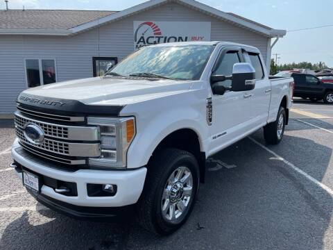 2019 Ford F-250 Super Duty for sale at Action Motor Sales in Gaylord MI