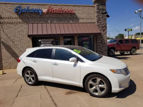 2009 Toyota Venza for sale at NORTHWEST MOTORS in Enid OK