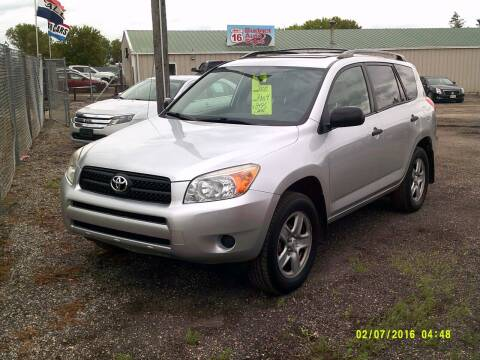2008 Toyota RAV4 for sale at Highway 16 Auto Sales in Ixonia WI