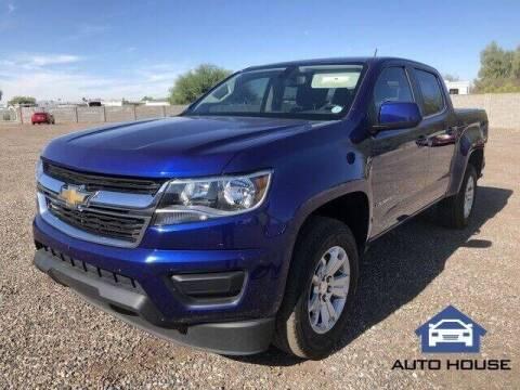 2017 Chevrolet Colorado for sale at MyAutoJack.com @ Auto House in Tempe AZ