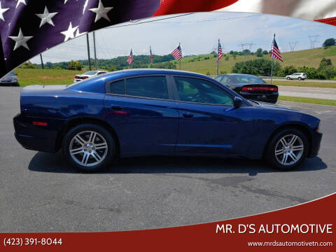 2014 Dodge Charger for sale at Mr. D's Automotive in Piney Flats TN