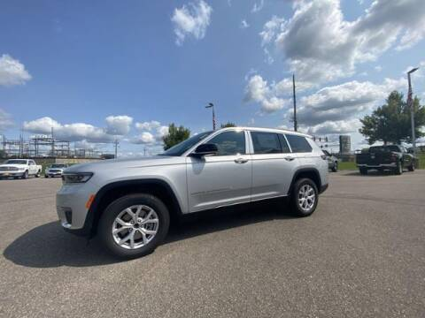 2021 Jeep Grand Cherokee L for sale at Waconia Auto Detail in Waconia MN