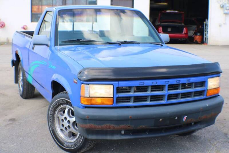 1996 Dodge Dakota for sale at JT AUTO in Parma OH