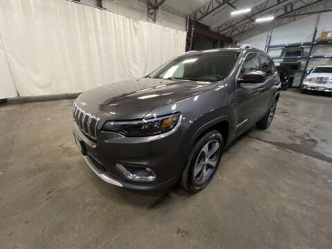 2019 Jeep Cherokee for sale at Waconia Auto Detail in Waconia MN