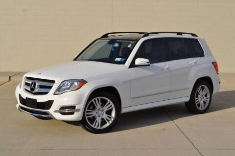 2013 Mercedes-Benz GLK for sale at Select Motor Group in Macomb Township MI