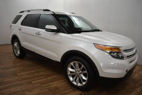 2012 Ford Explorer for sale at Paris Motors Inc in Grand Rapids MI