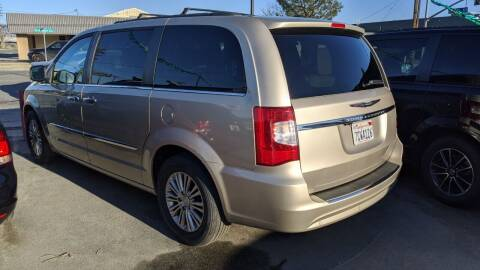 2014 Chrysler Town and Country for sale at Approved Autos in Bakersfield CA