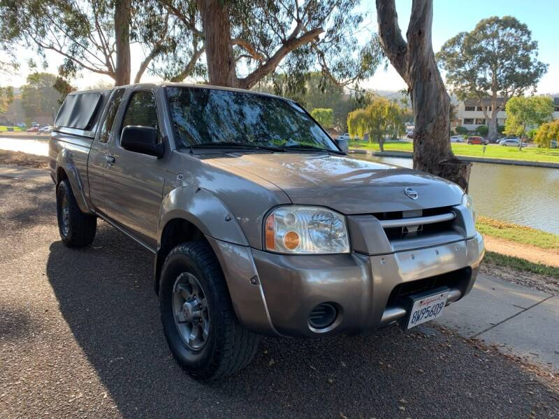 2003 Nissan Frontier for sale at Dodi Auto Sales in Monterey CA