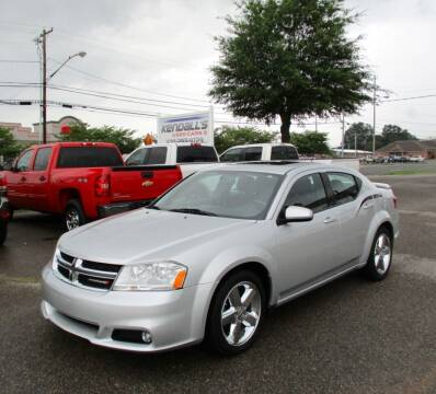 2012 Dodge Avenger for sale at Kendall's Used Cars 2 in Murray KY