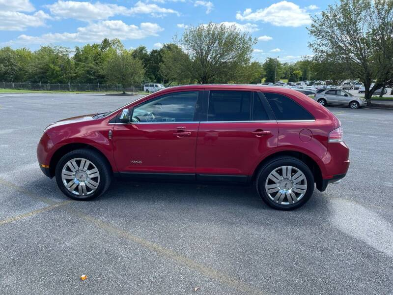 2008 Lincoln MKX for sale at Knoxville Wholesale in Knoxville TN