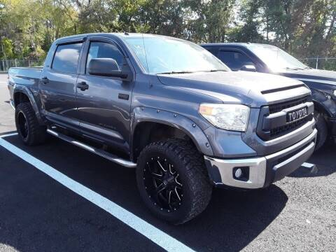 2015 Toyota Tundra for sale at Auto Solutions in Maryville TN