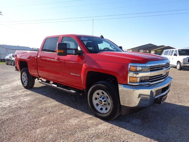 2017 Chevrolet Silverado 2500HD for sale at Burkholder Truck Sales LLC (Versailles) in Versailles MO