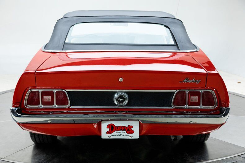 1973 Ford Mustang 7