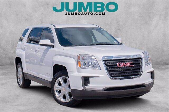 2017 GMC Terrain for sale at Jumbo Auto & Truck Plaza in Hollywood FL