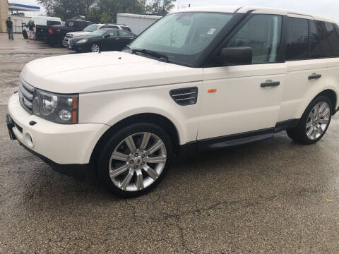 2008 Land Rover Range Rover Sport for sale at Top Notch Auto Brokers, Inc. in Palatine IL