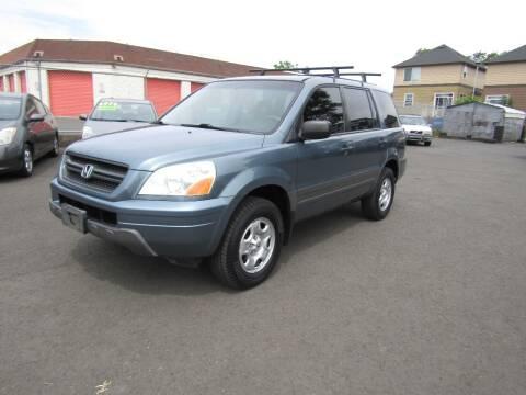 2005 Honda Pilot for sale at ARISTA CAR COMPANY LLC in Portland OR