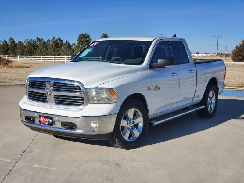 2016 RAM Ram Pickup 1500 for sale at Chihuahua Auto Sales in Perryton TX