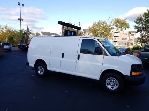 2014 Chevrolet Express Cargo for sale at R C Motors in Lunenburg MA