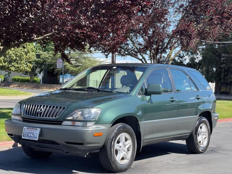 1999 Lexus RX 300 for sale at AutoAffari LLC in Sacramento CA